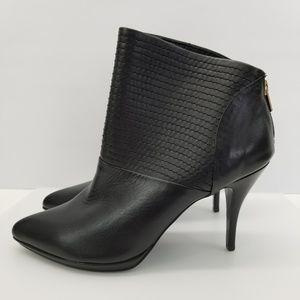 Adrianna Papell Natasha Leather Ankle Boots